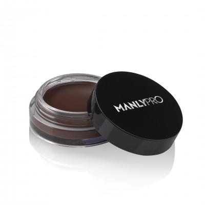 Кремовый мусс для бровей Manly Pro EM02 Mocha Chocolate Chip 8г: фото