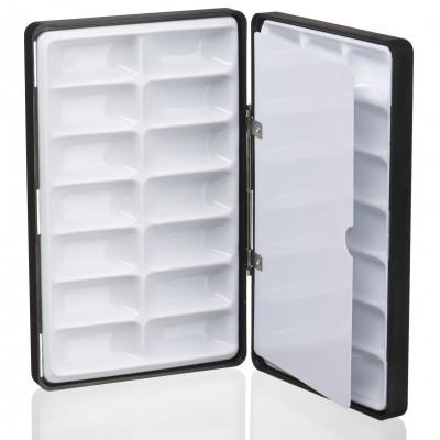 Профессиональная палитра-контейнер для перекладывания кремовых продуктов на 35 ячеек Manly Pro ПП: фото