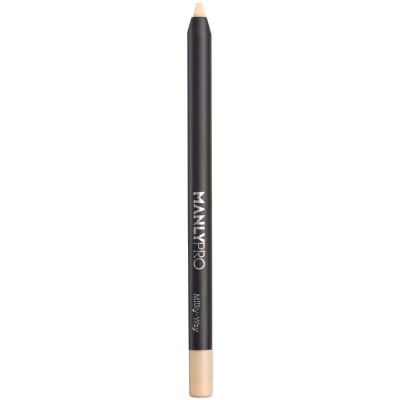 Гелевый карандаш-лайнер для глаз Manly Pro E103 Milky-way 6,1г: фото