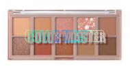 Палетка теней для глаз the SAEM Color Master Shadow Palette 01 Baked Peanut: фото