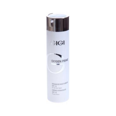 Крем увлажняющий GIGI Oxygen Prime Moisturizer SPF15 50 мл: фото