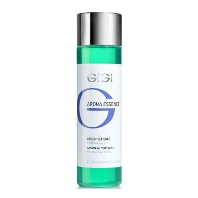 Мыло Зеленый чай для всех типов кожи GIGI Aroma Essence Soap Green tea for all skin 250мл: фото
