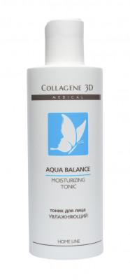 Тоник для лица увлажняющий Collagene 3D AQUA BALANCE 250 мл: фото