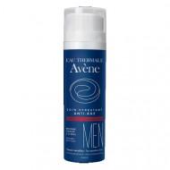 Эмульсия для мужчин антивозрастная увлажняющая Avene For men 50 мл: фото