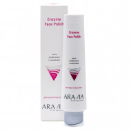 Паста-эксфолиант с энзимами для лица Aravia professional Enzyme Face Polish 100мл: фото