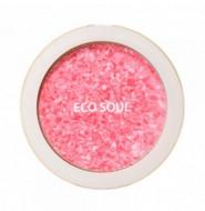 Румяна компактные THE SAEM Eco Soul Carnival blush 01 Rose 9,5г: фото