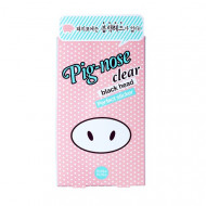 Полоска для носа очищающая Holika Holika Pignose clear black head Perfect sticker 1 г: фото