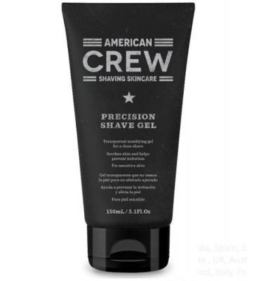 Гель для бритья American Crew SSC PRESICION SHAVE GEL 150мл: фото