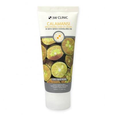 Крем увлажняющий с экстрактом каламанси 3W CLINIC Calamansi Brightening Tone Up Cream: фото