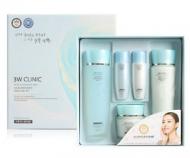 Набор для лица ОТБЕЛИВАНИЕ 3W CLINIC Excelent White Skincare 3 kit Set: фото