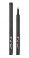 Подводка для глаз RIVECOWE Beyond Beauty Flexible Liquid Brushpen Eyeliner черный: фото