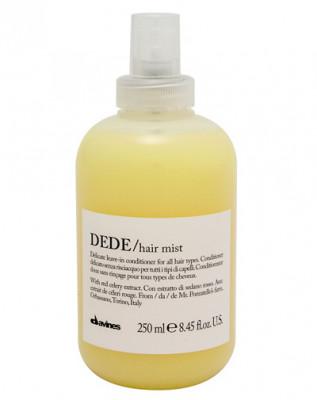 Кондиционер-спрей деликатный несмываемый Davines DEDE hair mist 250мл: фото
