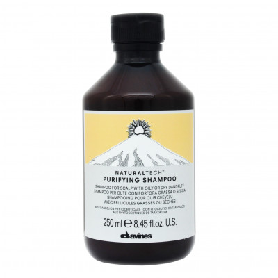 Шампунь очищающий против перхоти Davines Purifying Shampoo 250 мл: фото