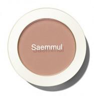 Румяна THE SAEM Saemmul Single Blusher PK07 Breeze Muhly 5гр: фото