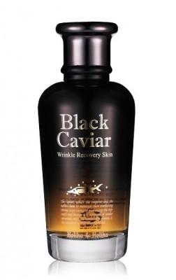 Тонер-лифтинг питательный Holika Holika Black Caviar Antiwrinkle Skin 120мл: фото