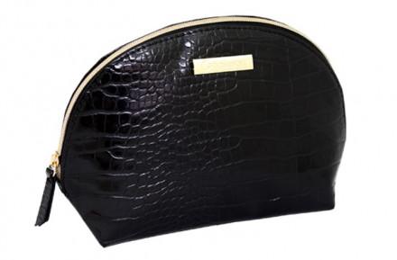 Косметичка Hairway Black 21*8*15см: фото
