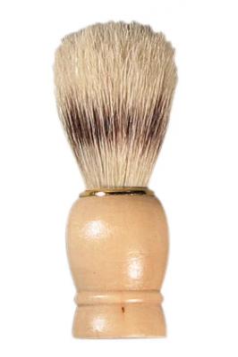 Помазок для бритья с натуральной щетиной TITANIA: фото