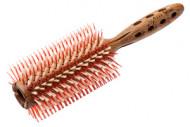 Брашинг для укладки волос деревянный Y.S.PARK SUPER-G 55мм: фото