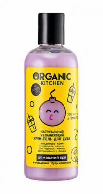 Крем-гель для душа увлажняющий Organic Kitchen