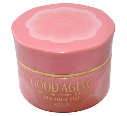Крем увлажняющий и подтягивающий для зрелой кожи 6в1 Sana Good aging cream 100г: фото