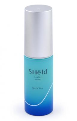 Сыворотка интенсивная для вечернего ухода за лицом Momotani Sheld charge serum 28мл: фото