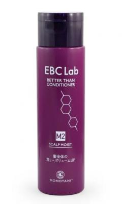 Кондиционер для придания объема для сухой кожи головы Momotani EBC lab conditioner 290мл: фото