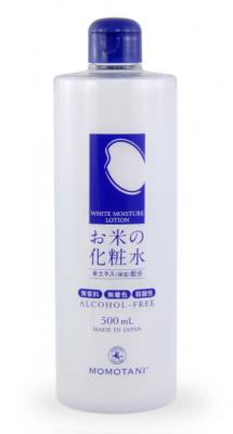 Лосьон увлажняющий с экстрактом риса Momotani Rice moisture lotion 500мл: фото