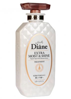 Бальзам-маска кератиновая увлажнение Moist Diane Perfect beauty 450мл: фото