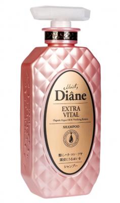 Шампунь кератиновый Уход за кожей головы Moist Diane Perfect beauty 450мл: фото