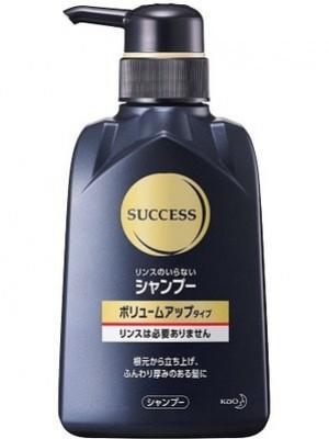 Шампунь мужской для объема с ароматом цитрусовых KAO Success shampoo volume up type 350мл: фото