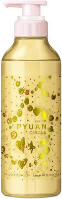 Шампунь для волос с ароматом персика и сливы KAO Merit pyuan circle 425мл: фото