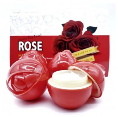 Набор кремов для рук с розой 3W Clinic Rose hand cream 30г*6шт: фото